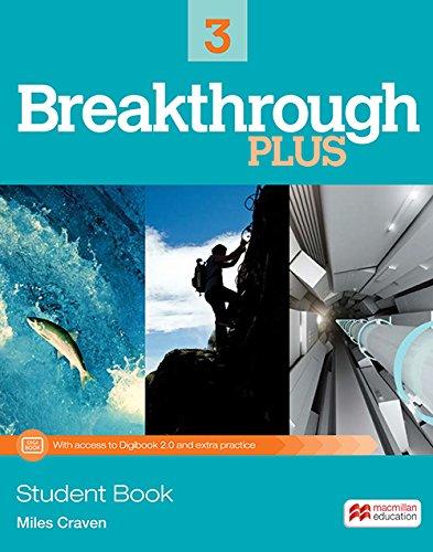 9780230438262: Breakthrough Plus 3 Student Book plus Digibook pack