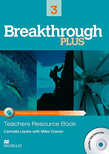 9780230438286: Breakthrough Plus 3 Teacher's Book with Digibook Access