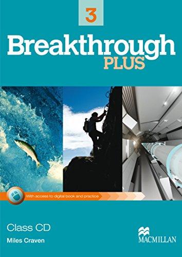 9780230438293: Breakthrough Plus Class Audio Level 3