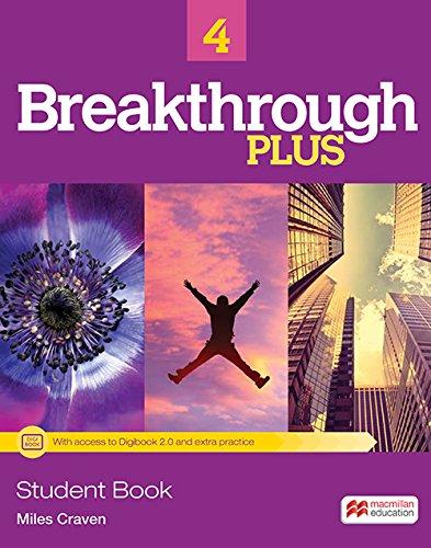 9780230438330: Breakthrough Plus 4 Upper Intermediate Student Book plus Digibook pack