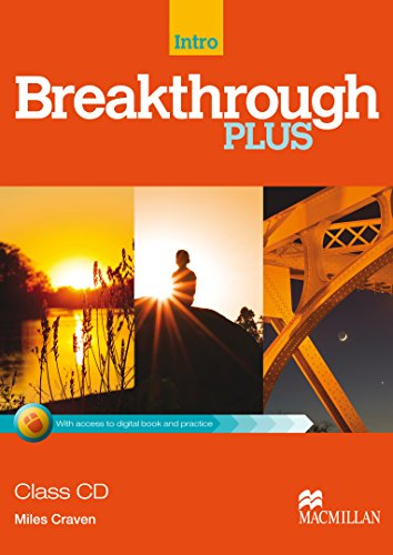 9780230438415: Breakthrough Plus Class Audio Introduction Level