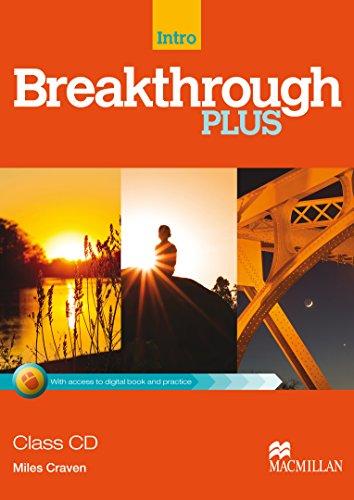 9780230438415: Breakthrough Plus Intro Class Audio CDs (2)