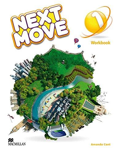 9780230438453: Next Move Workbook Level 1