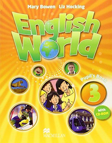 9780230438958: ENGLISH WORLD 3 PUPILS BOOK HEIIN13EP