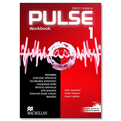 9780230439139: PULSE 1 Wb Pk Cat - 9780230439139