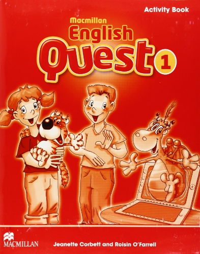 9780230439801: Macmillan English Quest Activity Book Level 1