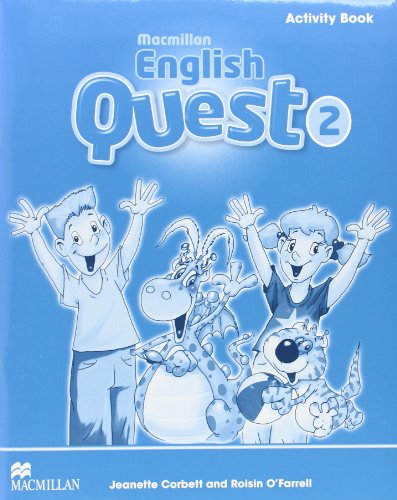 9780230439856: Macmillan English Quest Activity Book Level 2 (Macmillan English Quest Level)
