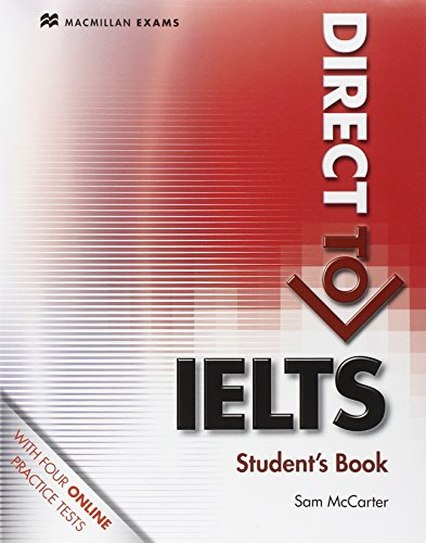 9780230439924: Pack: Direct To IELTS. Student's Book - Edition 2013