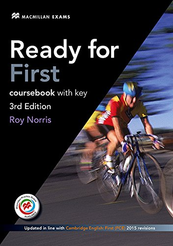 9780230440029: Ready for FCE. Course Book. With key. Con e-book. Con espansione online. Per le Scuole superiori