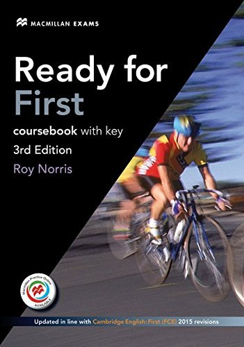 9780230440036: Ready for FCE Student's Book + Key + DVD-Rom (Pack)