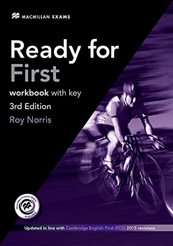 9780230440074: Ready for Fce Workbook (+ Key) + Audio CD Pack