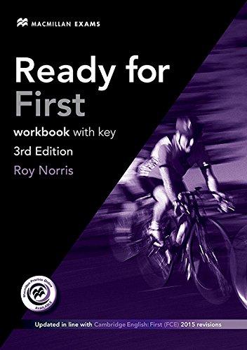 9780230440074: Ready for Fce Workbook (+ Key) + Audio CD Pack