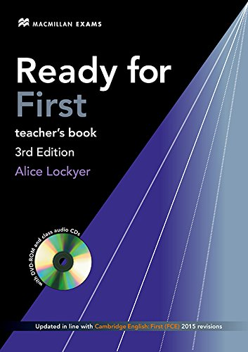 9780230440111: Ready for First (FCE) (3rd Edition) Teacher's Book with Class Audio CDs & DVD-ROM (Ready for Series)