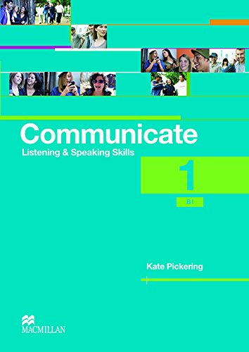 9780230440173: Communicate 1 / B1 - Listening and Speaking Skills - Coursebook