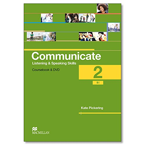 9780230440340: Communicate Listening and Speaking Skills 2