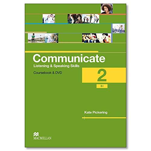 9780230440340: Communicate Listening and Speaking Skills 2: Student's Book