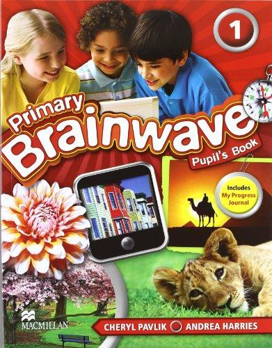 9780230440401: BRAINWAVE 1 Pb Pk - 9780230440401