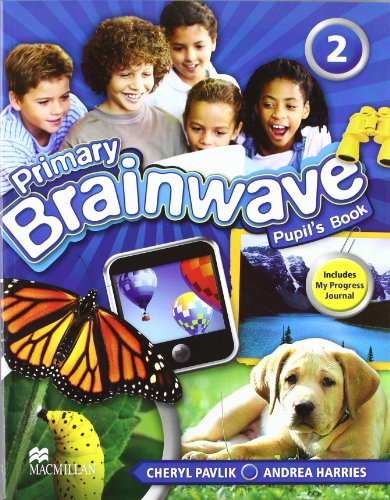 9780230440425: BRAINWAVE 2 PUPIL PACK