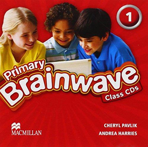9780230440807: Brainwave British Edition Level 1 Class Audio CDx2