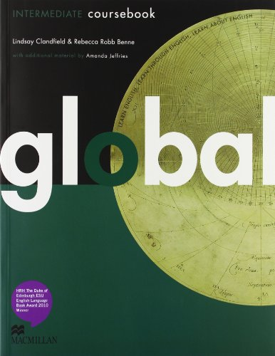 9780230441149: Global. Intermediate. Student's book-Workbook. Con DVD: E-workbook. Con espansione online. Per le Scuole superiori