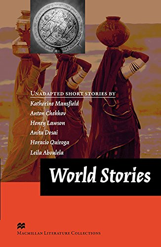 9780230441194: MR Lit Col World Storeis Adv (MacMillan Readers)
