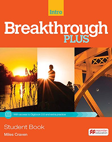9780230443594: Breakthrough Plus Intro Students book with Digibook Access
