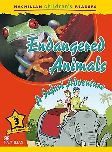 9780230443686: Macmillan Children's Readers Level 3. Endangered Animals. A Safari Adventure - 9780230443686