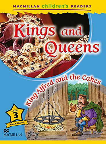 9780230443693: Macmillan Childrens Readers - Kings and Queens - Level 3