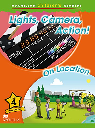Macmillan Childrens Readers - Lights Camera Action: Kerry Powell