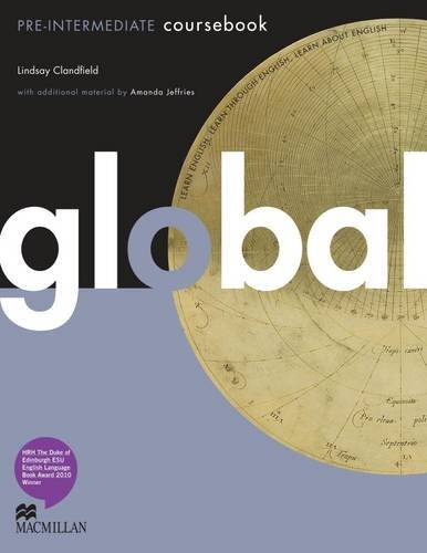 9780230443747: Global - Coursebook and Business Class eWorkbook Pack - Pre-Intermediate
