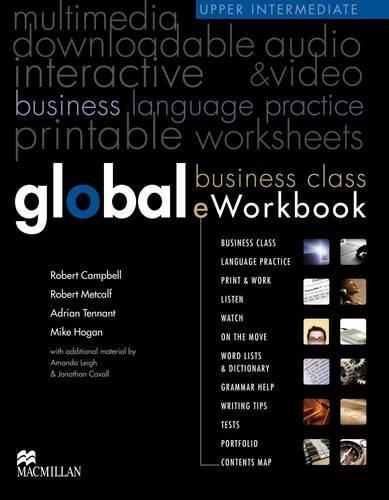 9780230443792: Global Business Class EWorkbook Upper Intermediate Level