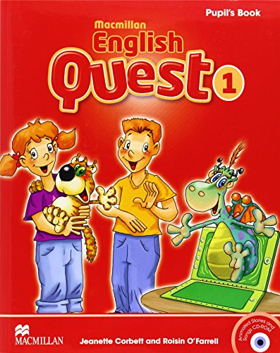 9780230443808: Macmillan English Quest Level 1: Student's Book