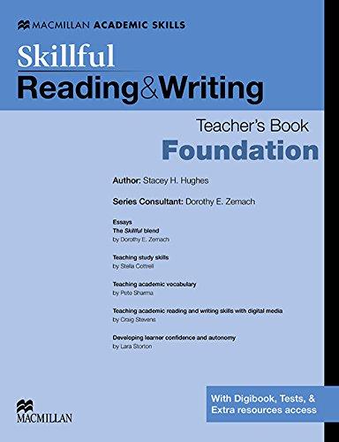 9780230443860: Skillful - Reading & Writing - Foundation Level Teacher Book + Digibook