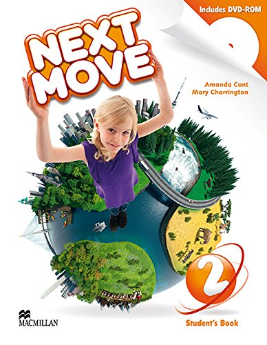 9780230444287: Next Move Student's Book Pack Level 2