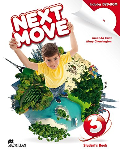 9780230444324: Next Move Student's Book Pack Level 3