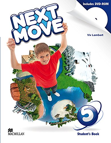9780230444409: Next Move Student's Book Pack Level 5