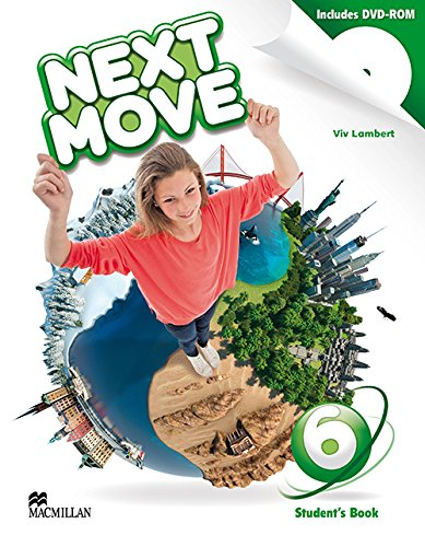 9780230444447: Next Move Student's Book Pack Level 6
