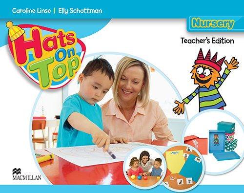 9780230444720: Hats On Top Teacher's Edition + Webcode Nursery Level