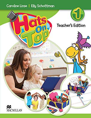 9780230444850: Hats On Top Teacher's Edition + Webcode