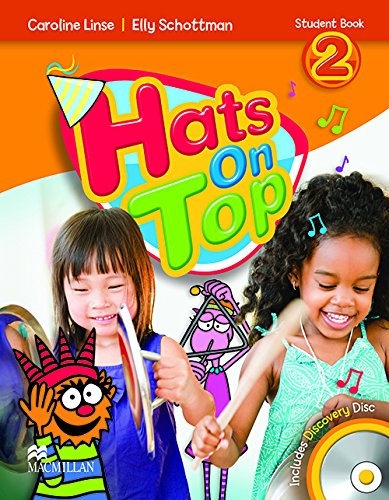 9780230444980: Hats On Top Level 2 Student Book Pack