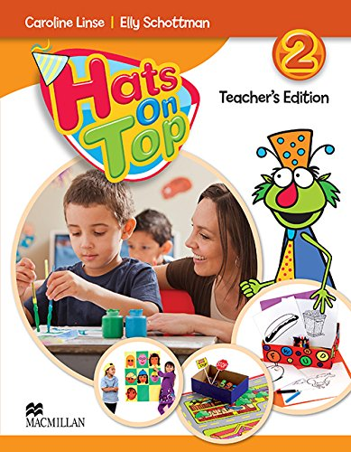 9780230445031: Hats On Top Teacher's Edition + Webcode