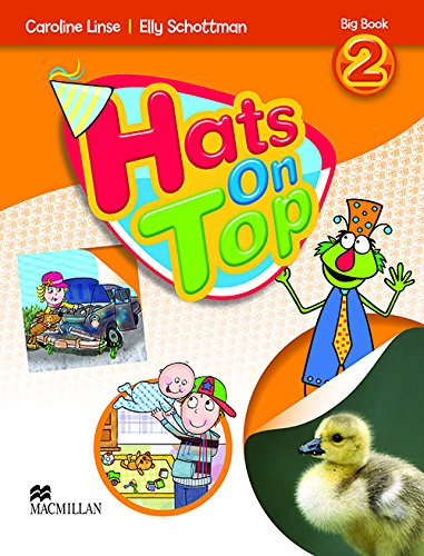 9780230445048: Hats On Top Big Book Level 2