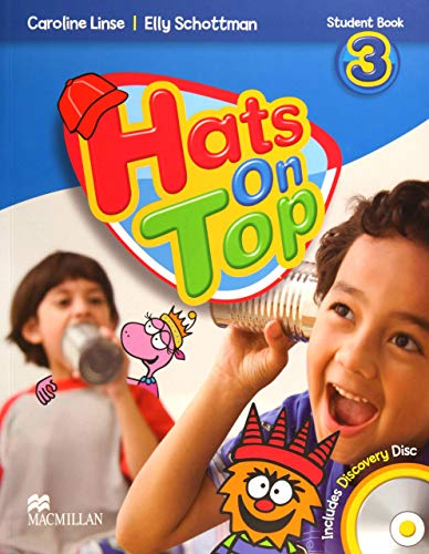 9780230445161: Hats on Top Student's Book Pack Level 3