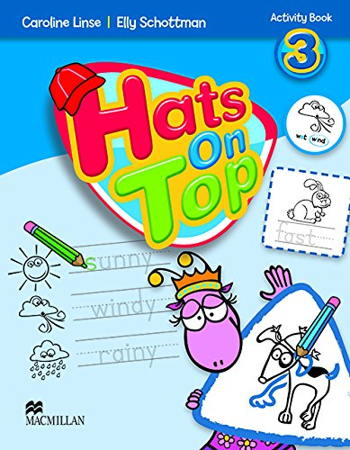9780230445178: Hats On Top Activity Book Level 3