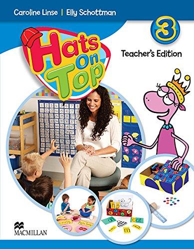 9780230445215: Hats On Top Teacher's Edition + Webcode Level 3