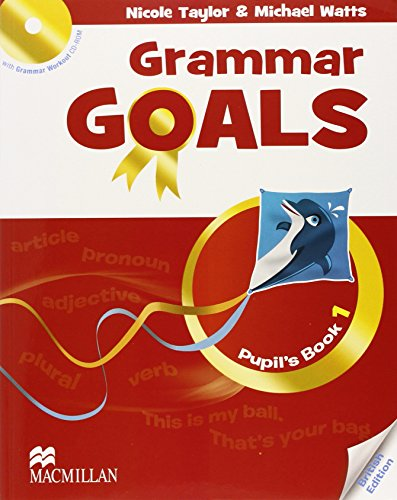 9780230445697: GRAMMAR GOALS 1 Pb Pack