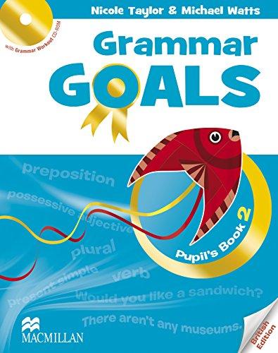 9780230445765: Grammar Goals - Level 2 - Student's Book & CD Rom - British English