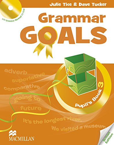 9780230445833: Grammar Goals - Level 3 - Student's Book & CD Rom - British English