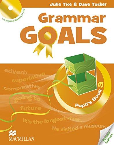 9780230445833: Grammar Goals: Pupil's Book Pack Level 3