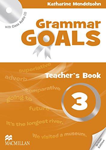 9780230445857: Grammar Goals: Level 3: Teacher's Book Pack